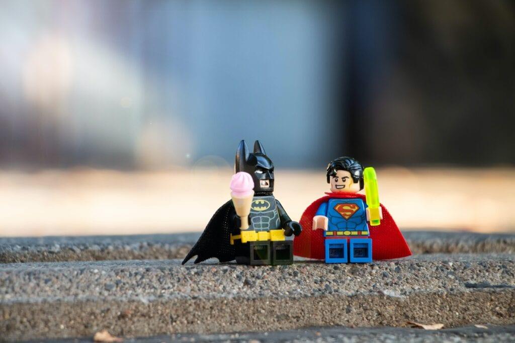 Lego building futures